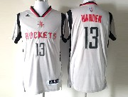 Mens Nba Houston Rockets #13 Harden White (2016 New) Jersey