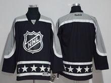 Mens Reebok St.louis Blues Blank Black 2017 All Star Hockey Jersey