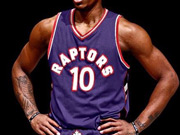 Mens Nba Toronto Raptors (custom Made) Purple Jersey