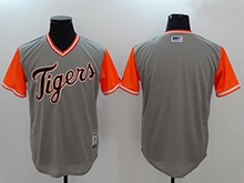 Mens Mlb Detroit Tigers Majestic Gray 2017 Players Weekend Authentic Team Jersey