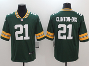 Mens Nfl Green Bay Packers #21 Haha Clinton-dix Green Vapor Untouchable Limited Jersey