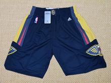 Mens Nba New Orleans Pelicans Blue Shorts
