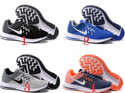 Mens Nike Zoom Winflo Running Shoes Black Colour