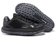 Mens Under Armour Fat Tire Running Shoes Black Colour