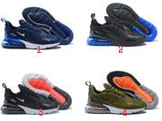 Mens Nike Air Max 270 Running Shoes Many Clour