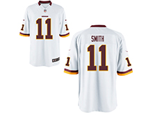 Mens Womens Youth Nfl Washington Redskins #11 Alex Smith White Nike Game Jersey