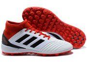 Adidas Predator Tango 18.3 Tf Football Shoes White Colour