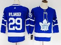 Mens Women Youth Nhl Toronto Maple Leafs #29 William Nylander Blue Home Adidas Jersey