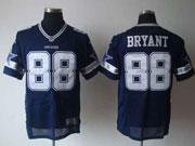 Mens Nfl Dallas Cowboys #88 Bryant Blue Elite Jersey