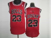 Mens Nba Chicago Bulls #23 Jordan Red Revolution 30 Mesh Jersey