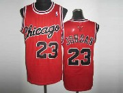 Mens Nba Chicago Bulls #23 Jordan Red (chicago) Revolution 30 Mesh Jersey