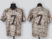 mens nfl San Francisco 49ers #7 Colin Kaepernick camo us mccuu jersey