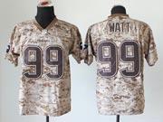 mens nfl Houston Texans #99 JJ Watt camo us mccuu jersey