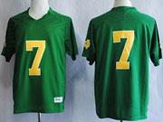 Mens Ncaa Nfl Notre Dame #7 Tuitt Green Jersey Gz