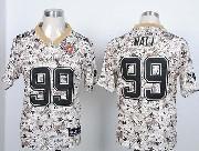 mens nfl Houston Texans #99 JJ Watt 2013 new camo fashion jersey