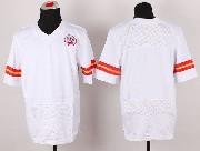 Mens Nfl Kansas City Chiefs (blank) White Elite Af Jersey