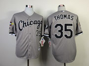 Mens Mlb Chicago White Sox #35 Thomas Gray (2025 Worid Cup Patch) Jersey