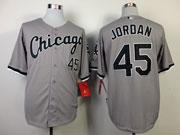 Mens Mlb Chicago White Sox #45 Jordan Gray Jersey