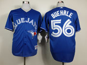 Mens Mlb Toronto Blue Jays #56 Buehrle Blue (2012) Jersey
