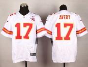 Mens Nfl Kansas City Chiefs #17 Avery White Elite Jersey