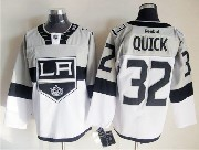 Mens reebok nhl los angeles kings #32 quick gray (2015 stadium series) Jersey