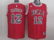 Mens Nba Chicago Bulls #12 Hinrich (bulls) Red Jersey