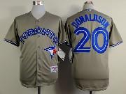 Mens Mlb Toronto Blue Jays #20 Donaldson Gary (2012) Jersey