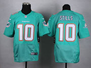 Mens Nfl Miami Dolphins #10 Stills Green (2013 New) Elite Jersey