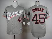 Mens Mlb Chicago White Sox #45 Jordan Gray 2015 New Jersey