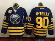 Mens Reebok Nhl Buffalo Sabres #90 Ryan O'reilly Dark Blue Jersey