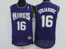 Mens Nba Sacramento Kings Custom Made Kings Purple Swingman Nike Jersey