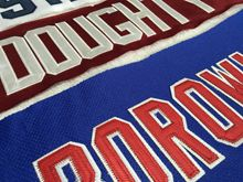 Custom Name Patch For Nhl Nfl Mlb Nba Jersey