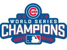 Chicago Cubs 2016 World Series Champions