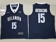 Mens Ncaa Nba Villanova Wildcats #15 Ryan Arcidiacono Navy Blue Jersey