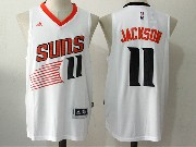 Mens Nba Phoenix Suns #11 Josh Jackson White Home Jersey
