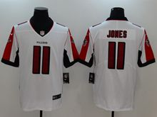 Mens Nfl Atlanta Falcons #11 Julio Jones White Vapor Untouchable Limited Jersey