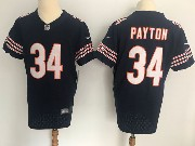 Mens Nfl Chicago Bears #34 Walter Payton Blue Vapor Untouchable Elite Jersey