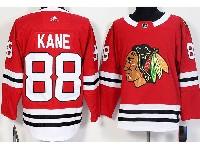 Mens Adidas Nhl Chicago Blackhawks #88 Patrick Kane Red Jersey