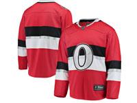 Mens Nhl Ottawa Senators Blank 2017 Nhl 100 Classic Breakaway Adidas Jersey