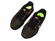 Mens Nike Air Zoom Vomero 13 Running Shoes Black Colour