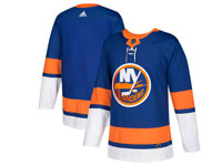 Mens Nhl New York Islanders Blank Blue Home Adidas Jersey