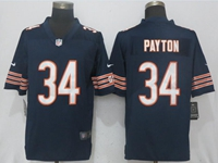 Mens Nfl Chicago Bears #34 Walter Payton Blue 2017 Vapor Untouchable Limited Player Jersey