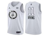 Mens Nba 2018 All Star Boston Celtics #11 Kyrie Irving White Jersey