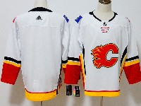 Mens Nhl Calgary Flames Blank Blank Adidas Jersey