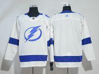 Mens Nhl Tampa Bay Lightning Blank White Adidas Jersey