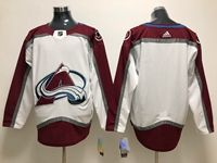 Mens Women Youth Nhl Colorado Avalanche White Adidas Jersey