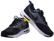 Mens Nike Air Max Tavas Se Running Shoes Black Colour