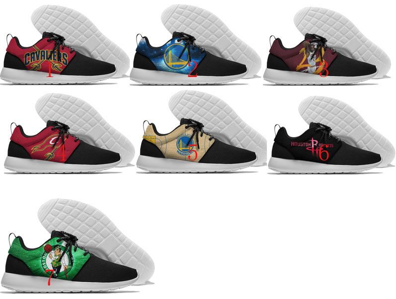 Men And Women Nba Houston Rocket Roshe Style Lightweight Running Shoes Many Colours
