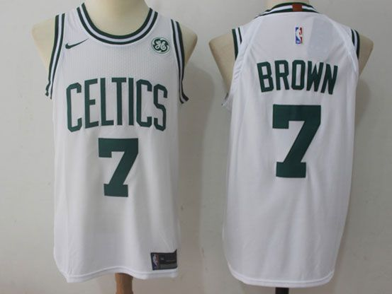 Mens Women Youth Nba Boston Celtics Boston White Nike Current Player Authentic Jersey