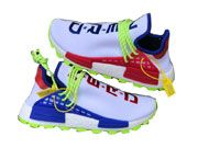 Mens Adidas Nmd Hu Pharrell Nerd Homecoming Running Shoes One Colour
